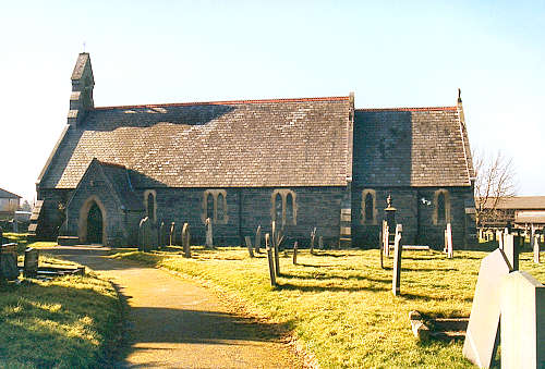 Cynwyd Parish Church