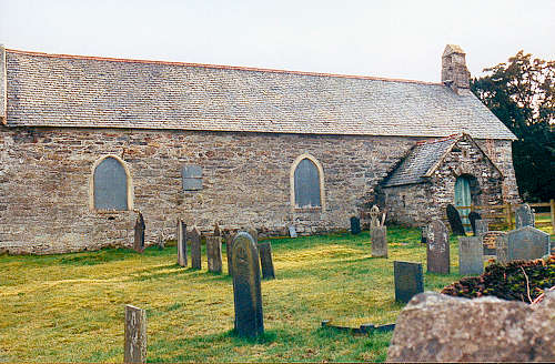 Llangwm Parish Church