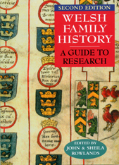 Welsh Family History - Rowlands